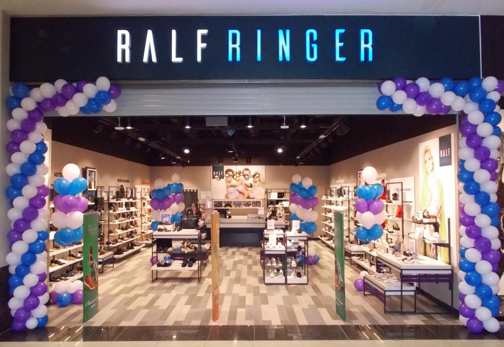 RALF RINGER открылся в ТРЦ