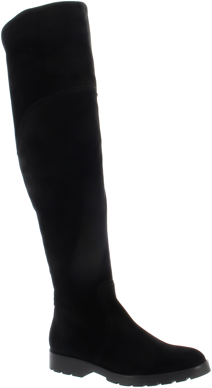 Ralf Ringer Modern 916404ЧВ Осень-Зима 2017-18Ботфорты<br><br><br>Цвет: Черный<br>Размер RU: 40<br>Пол: Женский<br>Возраст: Взрослый<br>Сезон: Деми<br>Материал верха: Спилок<br>Материал подкладки: Текстиль<br>Материал подошвы: ПУ