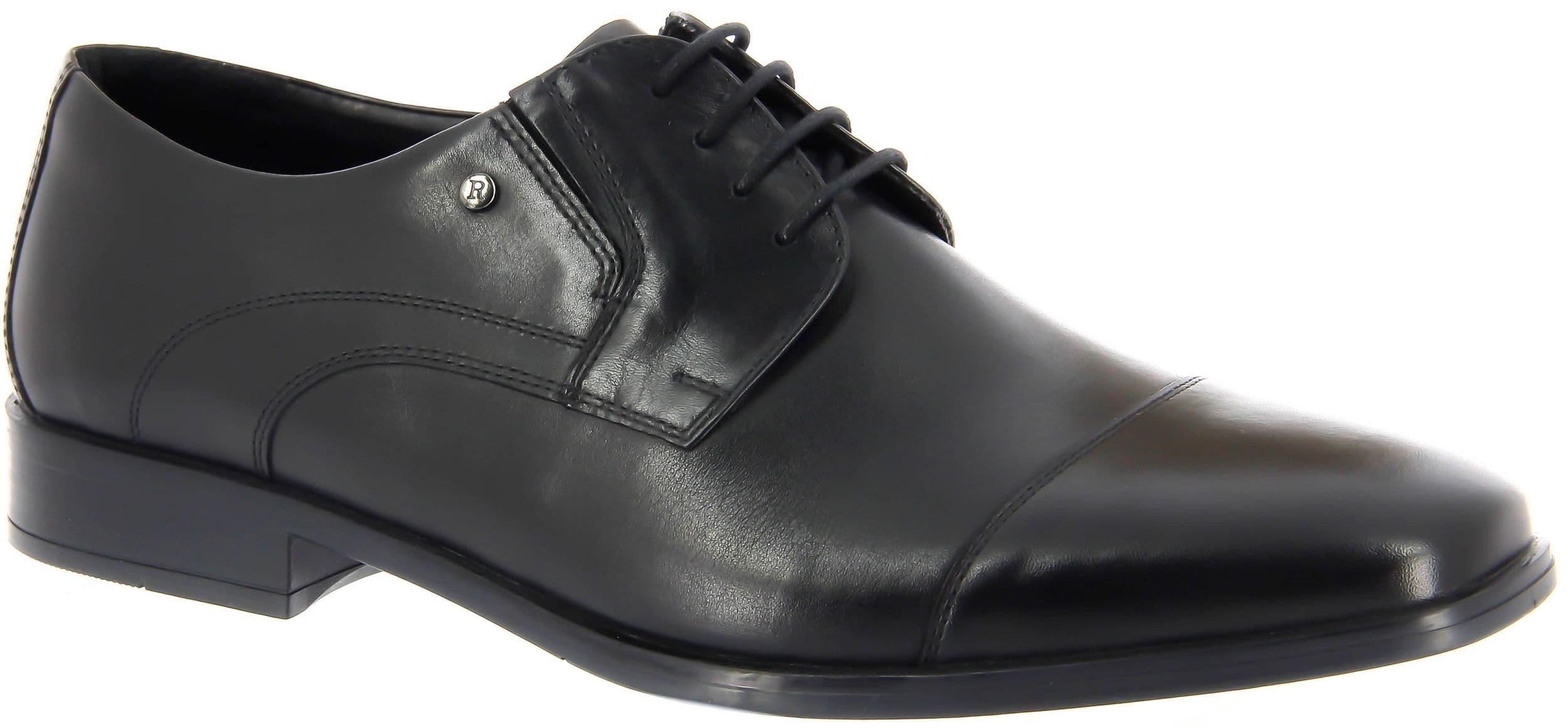Ralf Ringer Business 589103ЧН Осень-Зима 2017-18Туфли<br>Демисезонные лоферы SAIMON линии Business — обувь, способная занять почетное место в гардеробе делового мужчины. Характерная особенность модели ...<br><br>Цвет: Черный<br>Размер RU: 46<br>Пол: Мужской<br>Возраст: Взрослый<br>Сезон: Деми<br>Материал верха: Натуральная кожа<br>Материал подкладки: Натуральная кожа<br>Материал подошвы: ТЭП