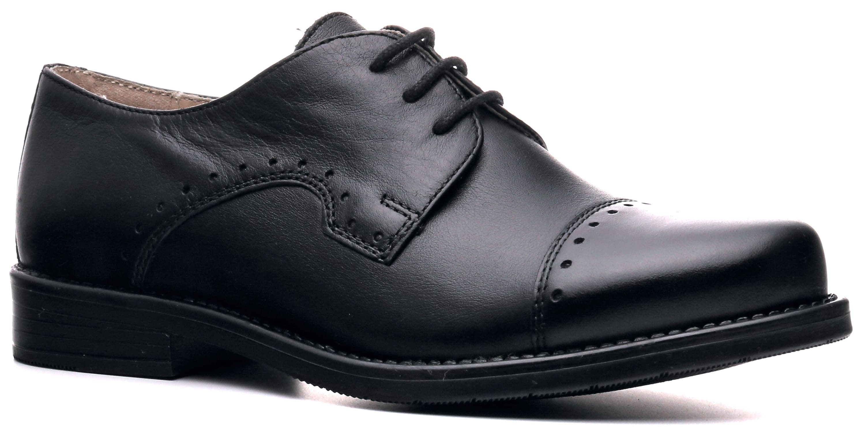 Ralf Ringer Business 874108ЧН Осень-Зима 2016-17Полуботинки<br>Данная модель отлично подойдет для школы. Благодаря удобной колодке ноги в такой обуви не чувствуют усталости. Удобная шнуровка позволяет ...<br><br>Цвет: Черный<br>Размер RU: 36<br>Пол: Мужской<br>Возраст: Детский<br>Сезон: Деми<br>Материал верха: Натуральная кожа<br>Материал подкладки: Натуральная кожа<br>Материал подошвы: ТЭП