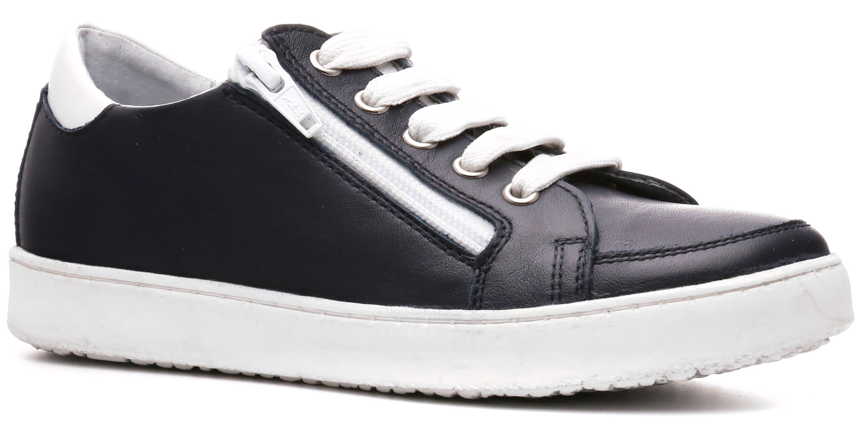 Ralf Ringer Weekend 873101СН8 Весна-Лето 2017Кеды<br>Для сочетания с джинсами синие демисезонные кеды KATY-D — идеальный вариант. Эта обувь линии Weekend имеет свое лицо. Его создают 5 рядов шнуровки...<br><br>Цвет: Синий<br>Размер RU: 38<br>Пол: Мужской<br>Возраст: Детский<br>Сезон: Деми<br>Материал верха: Натуральная кожа<br>Материал подкладки: Натуральная кожа<br>Материал подошвы: ТЭП
