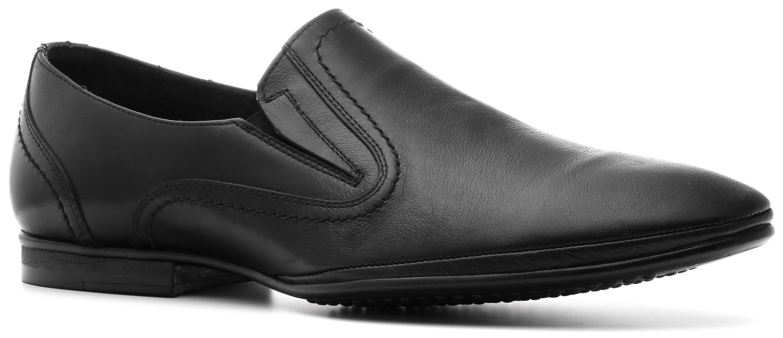 Ralf Ringer Business 483113ЧН Весна-Лето 2017Лоферы<br>Черные лоферы линии Business — практичная альтернатива туфлям делового человека, готового ради собственного удобства пожертвовать толикой дресс-кода. Впрочем, разницы можно и не заметить. Тому способствуют классический стиль модели Bigman, канонический че...<br><br>Цвет: Черный<br>Размер RU: 40<br>Пол: Мужской<br>Возраст: Взрослый<br>Сезон: Деми<br>Материал верха: Натуральная кожа<br>Материал подкладки: Натуральная кожа<br>Материал подошвы: Резина