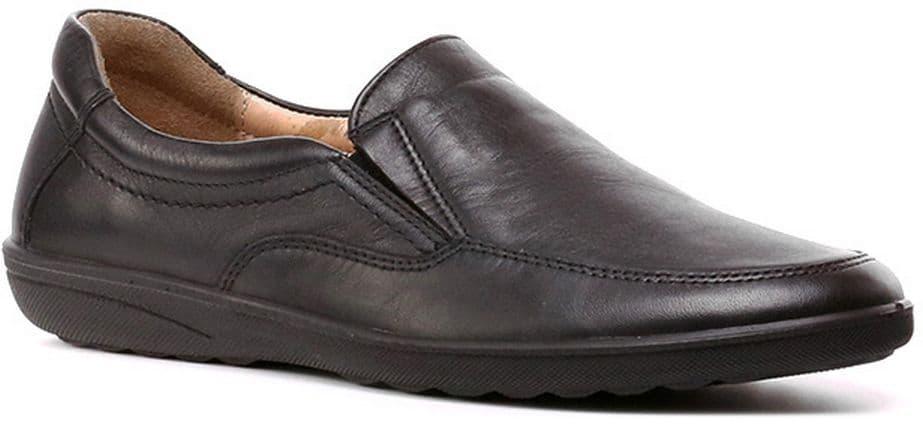 Полуботинки Ralf RingerПолуботинки<br>Полуботинки для мальчиков из черной натуральной кожи имеют классический внешний вид. Они станут любимой обувью Вашего ребенка - легкая подошва и кожаная стелька обеспечат комфорт при ходьбе. Мягкий валик по верху обуви и эластичные вставки бережно поддерживают щиколотку, не ограничивая свободы движений.<br><br>Наименование: Ralf Ringer Business 803114ЧН Осень-Зима 2016-17<br>Цвет: Черный<br>Размер RU: 35<br>vendorCode: None<br>Пол: Мужской<br>Возраст: Детский<br>Сезон: Деми<br>Материал верха: Натуральная кожа<br>Материал подкладки: Текстиль<br>Материал подошвы: ПУ