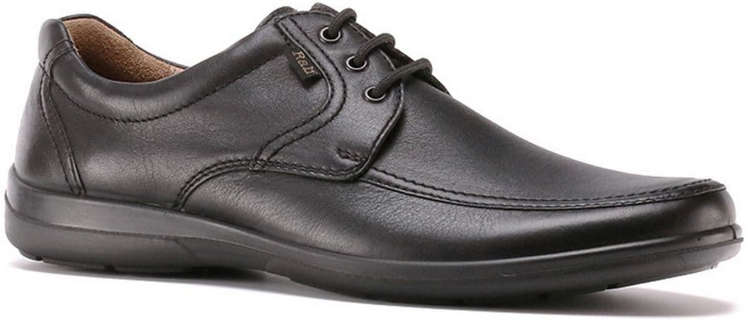 Ralf Ringer Original 530115ЧН Осень-Зима 2016-17Полуботинки<br>Эти черные полуботинки придутся по душе ценителям удобной обуви. Стелька «Comfort system» и подкладка из натуральной кожи обеспечат комфорт Ваши...<br><br>Цвет: Черный<br>Размер RU: 40<br>Пол: Мужской<br>Возраст: Взрослый<br>Сезон: Деми<br>Материал верха: Натуральная кожа<br>Материал подкладки: Натуральная кожа<br>Материал подошвы: ПУ