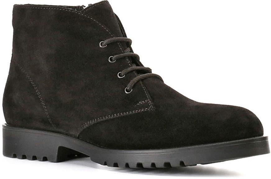 Ботинки Ralf RingerБотинки<br>Когда осенняя прохлада плавно переходит в настоящий зимний холод, очень важно вовремя сменить легкие ботинки на более теплую обувь. RALF RINGER представляет стильную модель для зимнего периода. Мех и натуральная кожа защитят Ваши ноги от морозов, а подошва из материала ТЭП гарантирует устойчивость ног в гололед. Классический чёрный цвет даёт волю фантазии для создания образов разной направленности.<br><br>Наименование: Ralf Ringer Modern 959204ЧВЧ Осень-Зима 2016-17<br>Цвет: Черный<br>Размер RU: 37<br>vendorCode: None<br>Пол: Женский<br>Возраст: Взрослый<br>Сезон: Зима<br>Материал верха: Спилок<br>Материал подкладки: Мех (шерсть)<br>Материал подошвы: ПУ