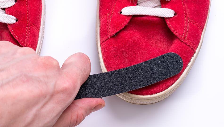 Можно ли мыть обувь из нубука водой