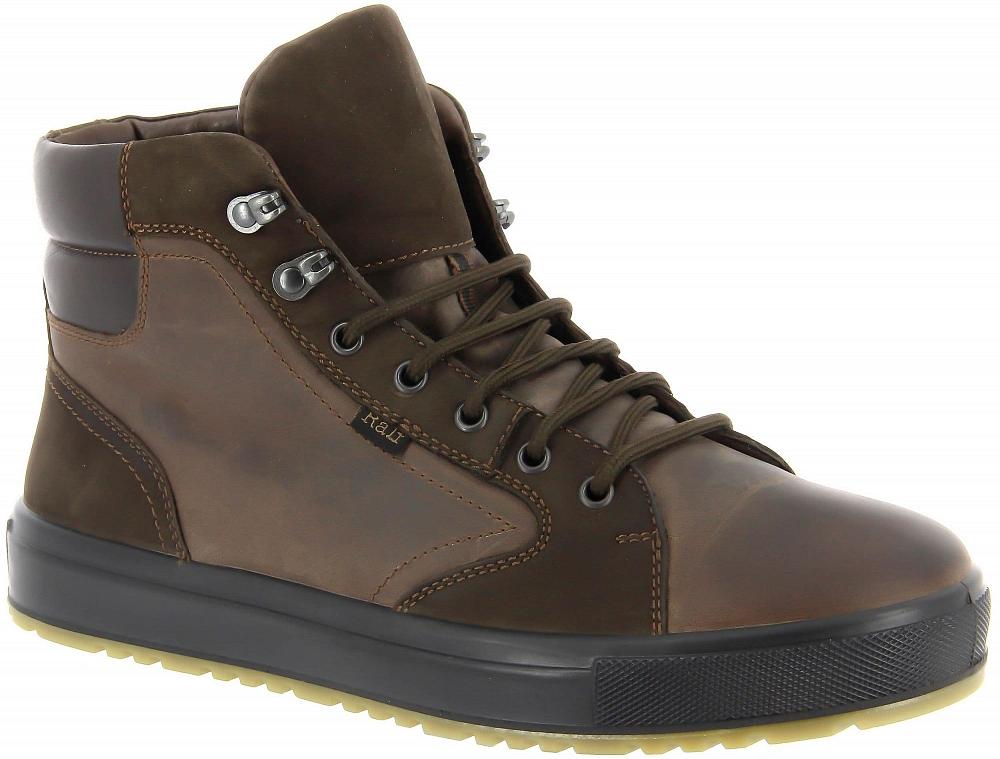 Кеды Ralf RingerКеды<br>Зимние кеды MRX — стильная обувь. Высокие берцы и язычок, шнуровка по схеме «5+2» надежно фиксируют голеностоп. Противоскользящий протектор. Кеды подходят к брюкам из джинсы, полуспортивным моделям. Хорошо смотрятся с пуховиками, клетчатыми рубахами. Позволяют создавать интересные образы.<br><br>Наименование: Ralf Ringer Weekend 588205КН Осень-Зима 2017-18<br>Цвет: Коричневый<br>Размер RU: 40<br>vendorCode: None<br>Пол: Мужской<br>Возраст: Взрослый<br>Сезон: Зима<br>Материал верха: Натуральная кожа<br>Материал подкладки: Мех (шерсть)<br>Материал подошвы: ПУ+ТПУ