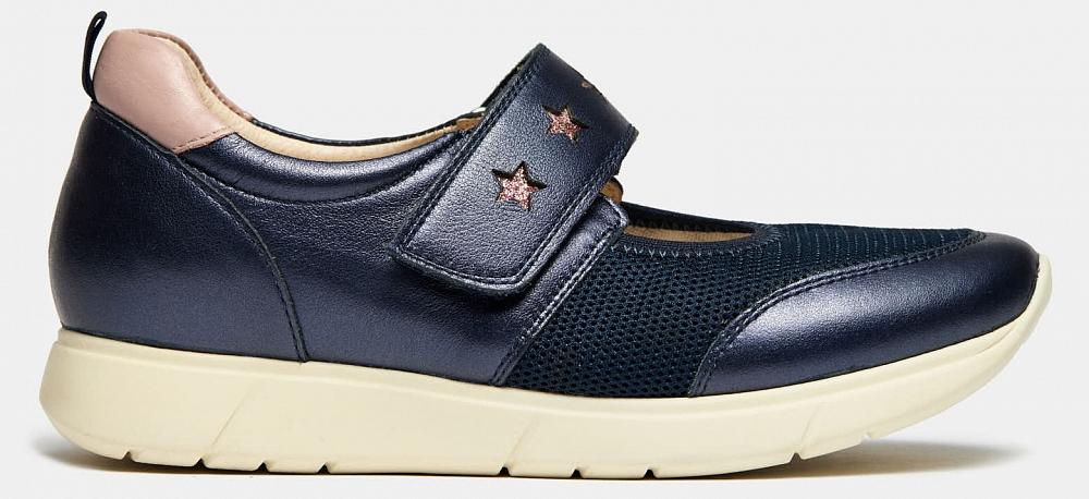 Туфли Ralf Ringer синего цвета